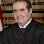 Justice Antonin Scalia official portrait
